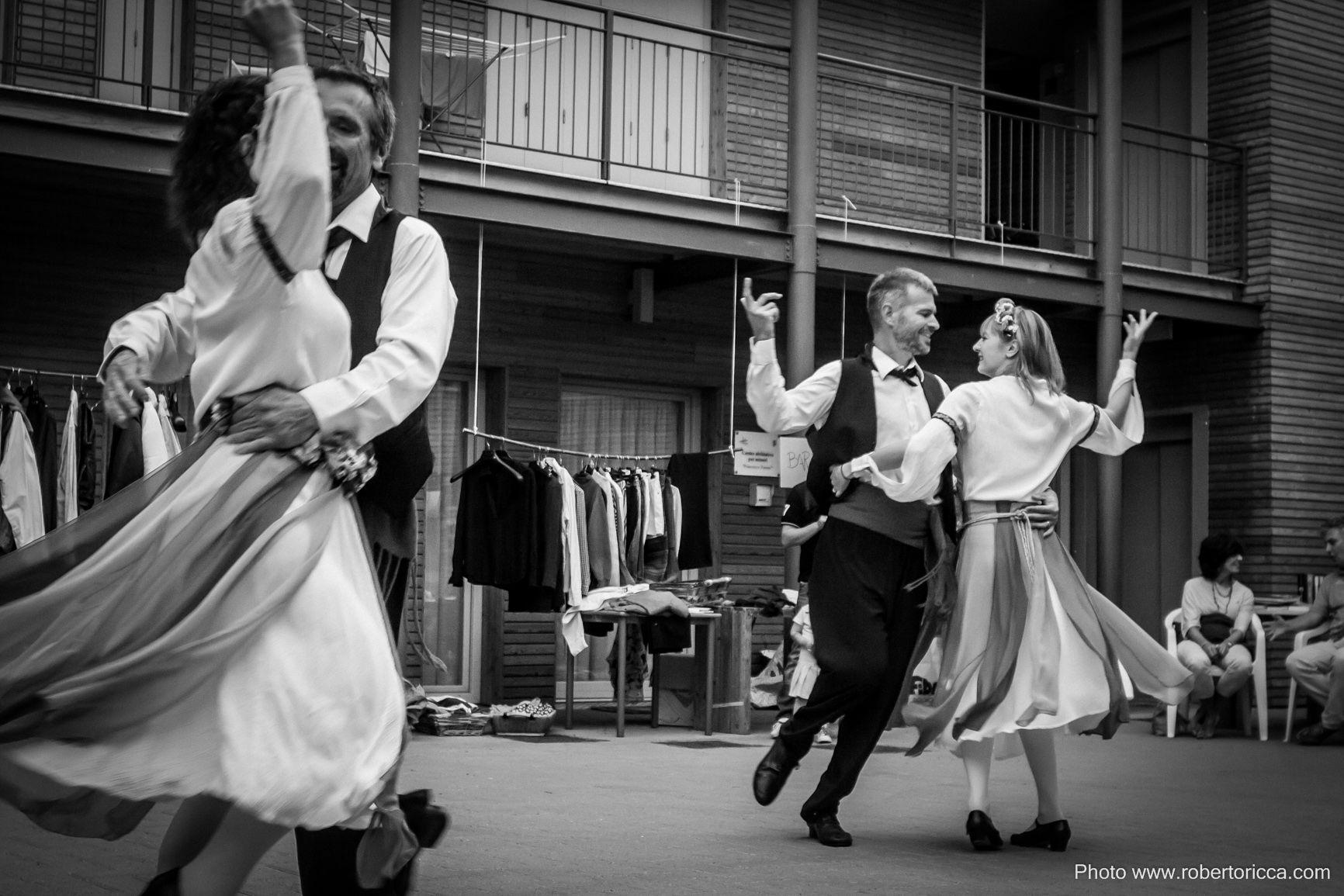 Il Salterio Danze Popolari Brescia