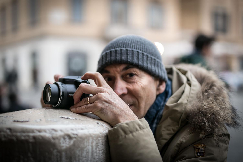 Corso base di fotografia a Brescia per l'associazione Tempo Ritrovato