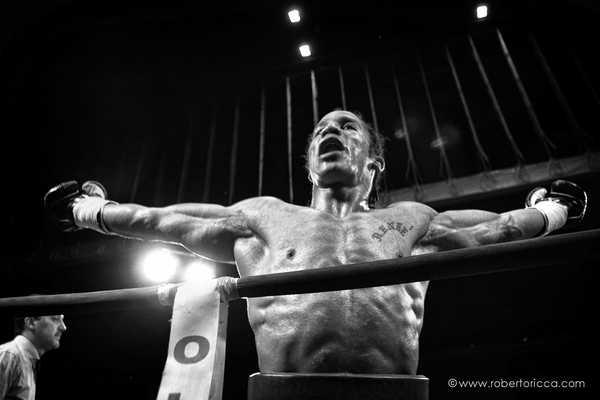 boxe vittoria ring fotografia sportiva brescia