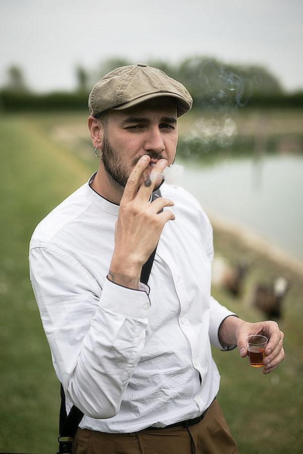 Matteo Giobini, fotografo ritratto a Brescia