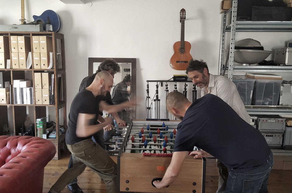 Līmĕn un nuovo studio fotografico a Brescia