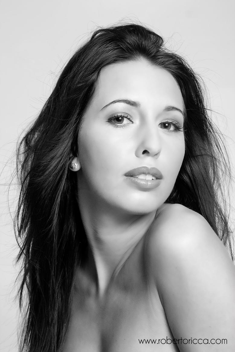 Ritratto fotografico di Stefania Baronio (Brescia)