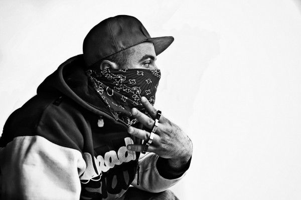 ritratto rapper