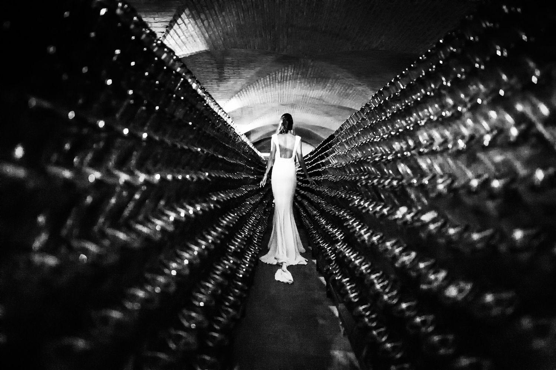 matrimonio cantina Bersi Serlini Franciacorta