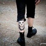 tatuaggi Festa radio Onda Urto