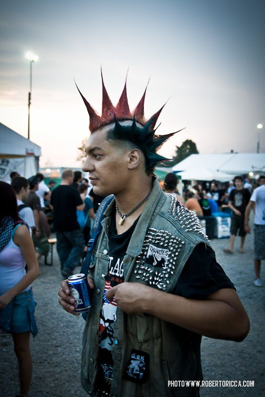 Punk Festa radio Onda Urto