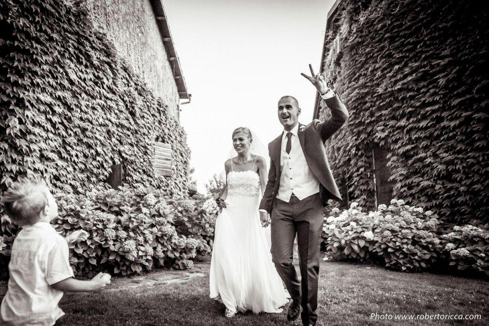 l'entrata degli sposi alla Finestra sul fiume Valeggio sul Mincio Borghetto