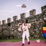 giocoliere circo etiope rocca meraviglie