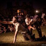 teatro necessario artisti di strada buskers festival rocca meraviglie