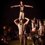 buskers festival teatro necessario