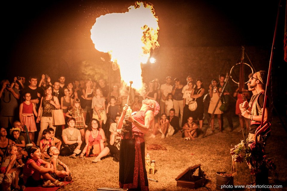 fuoco buskers festival lonato del garda