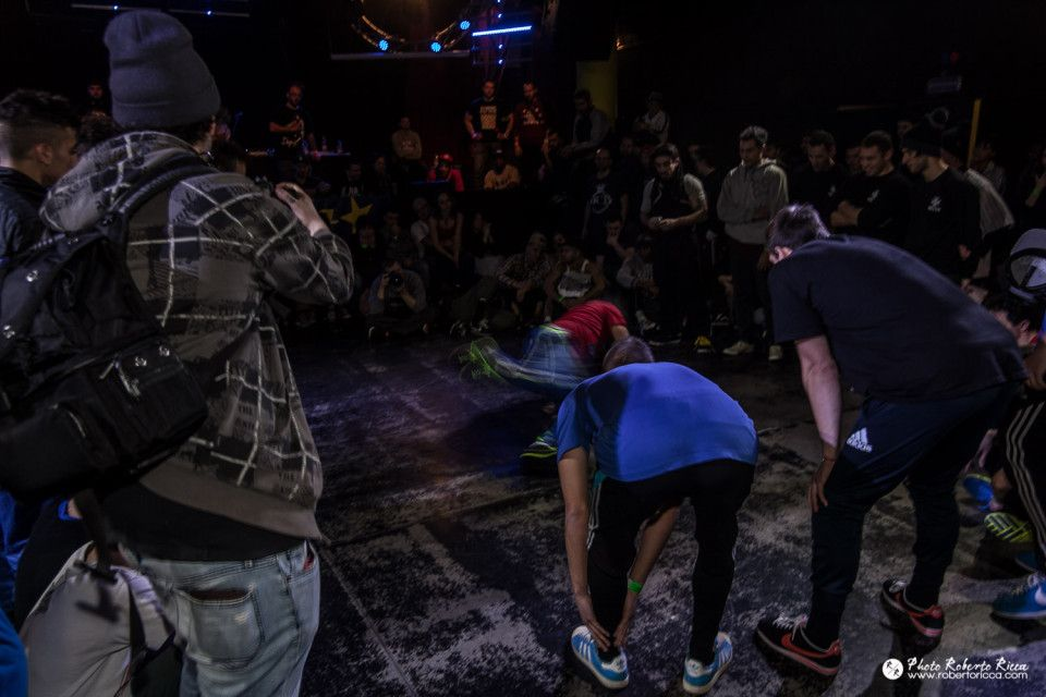 breakdance lattepiù deejay uragun