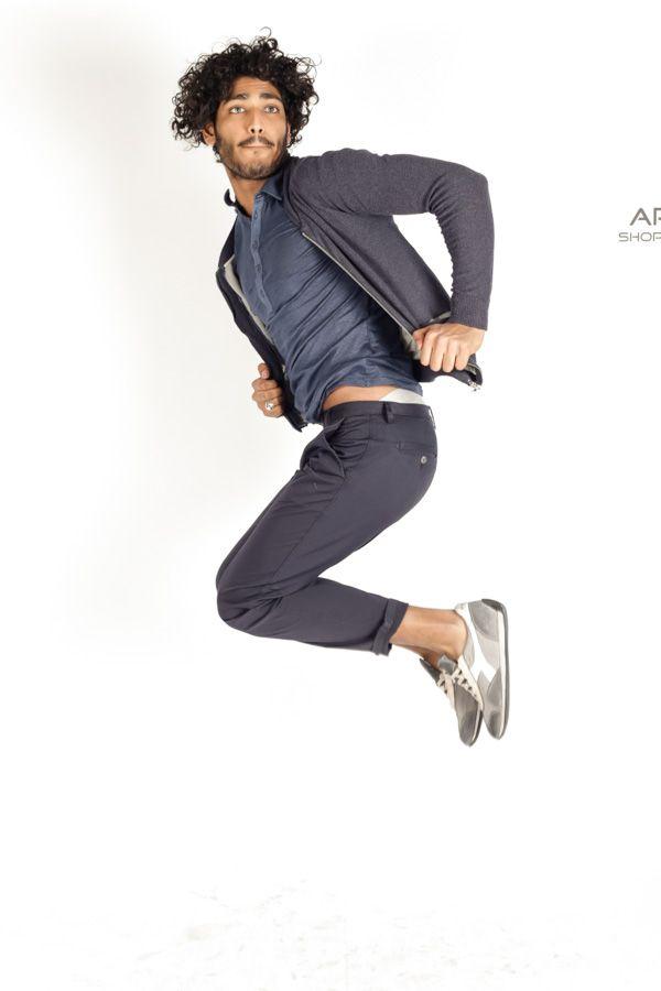 modello jump salto benetton