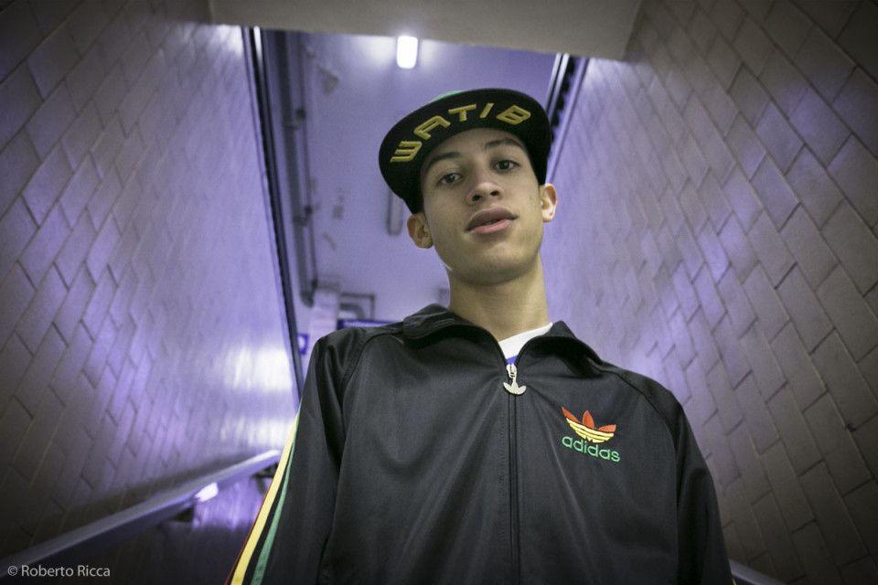 ritratto rapper metropolitano