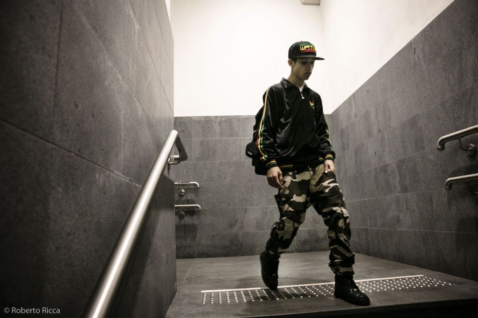 rapper metropolitana brescia