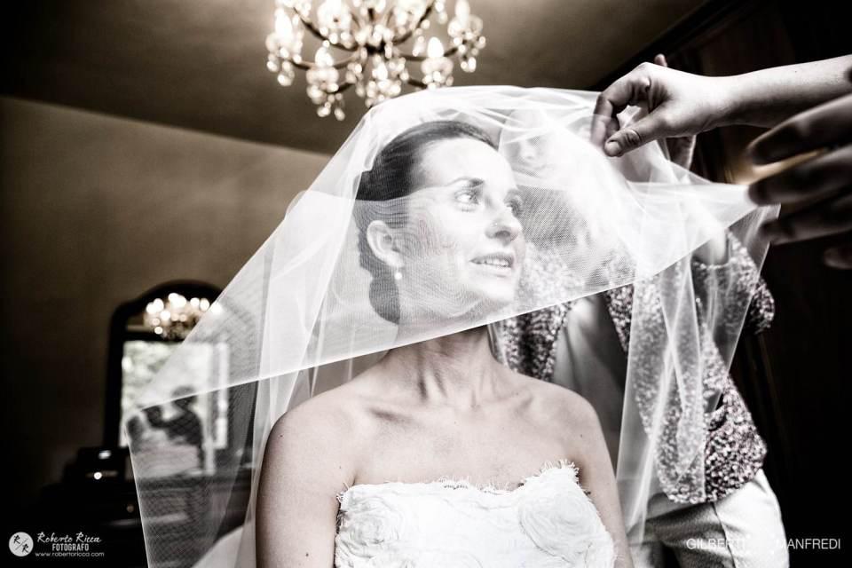 matrimonio, preparazione, sposa