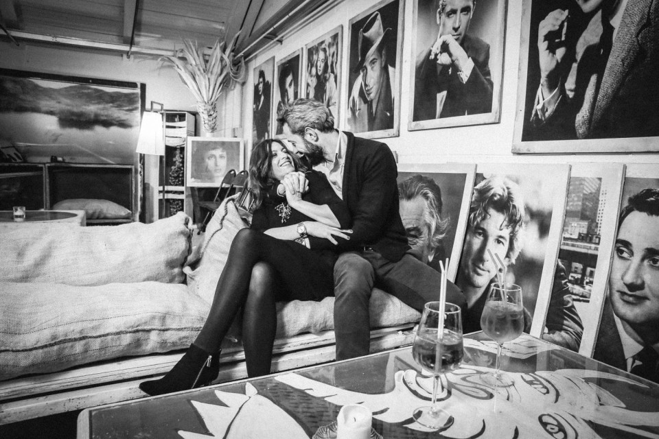 Beatrice & Giuseppe