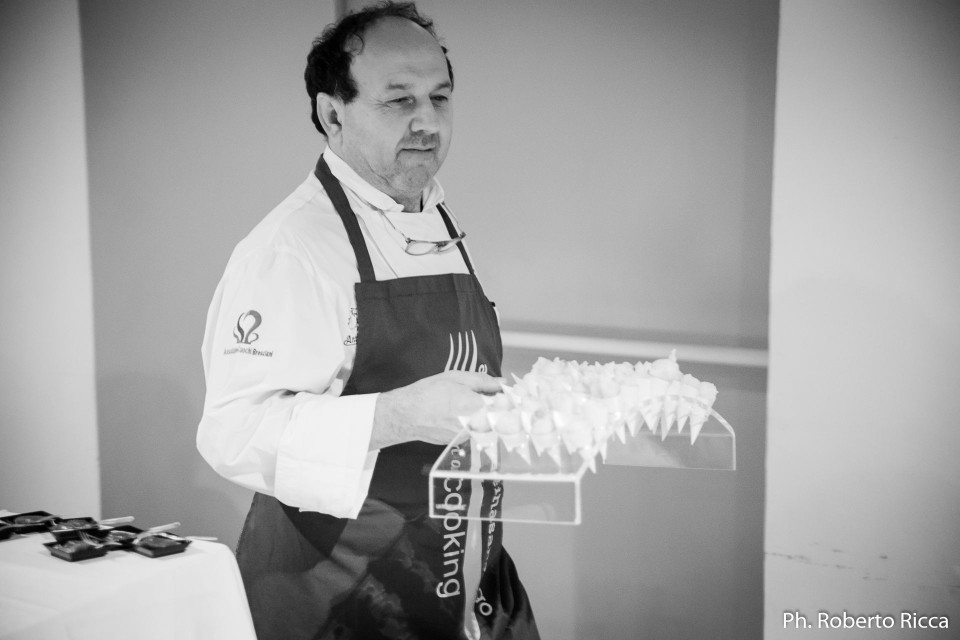 Chef Carlo Bresciani, Brescia Gustosa