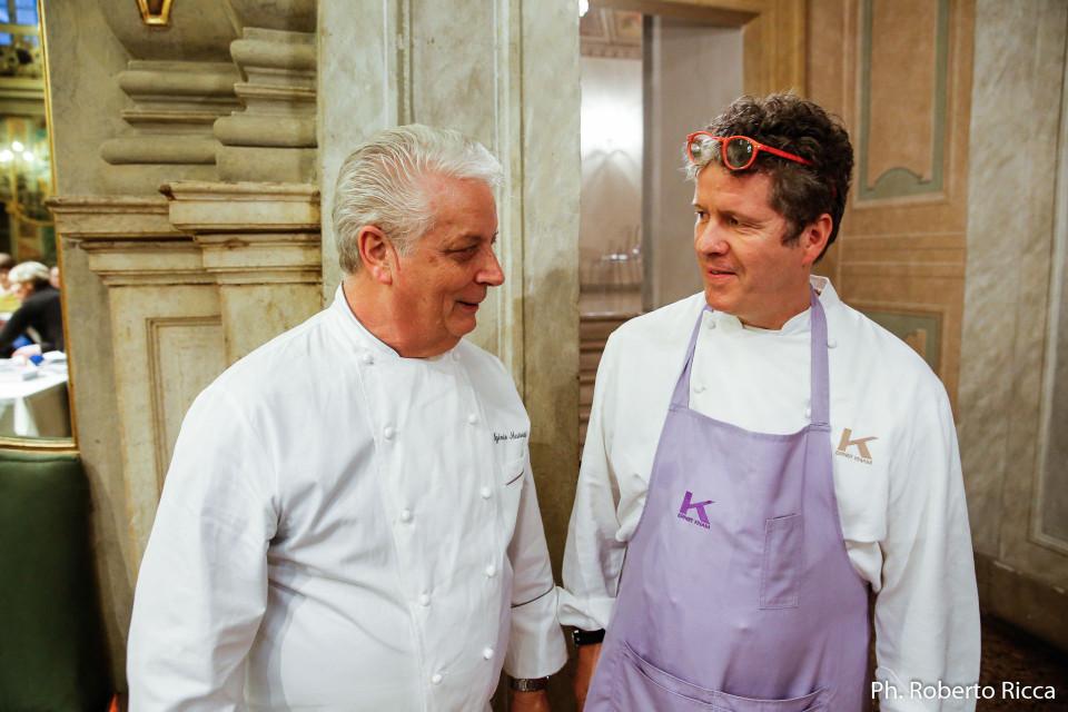 I due chef a confronto