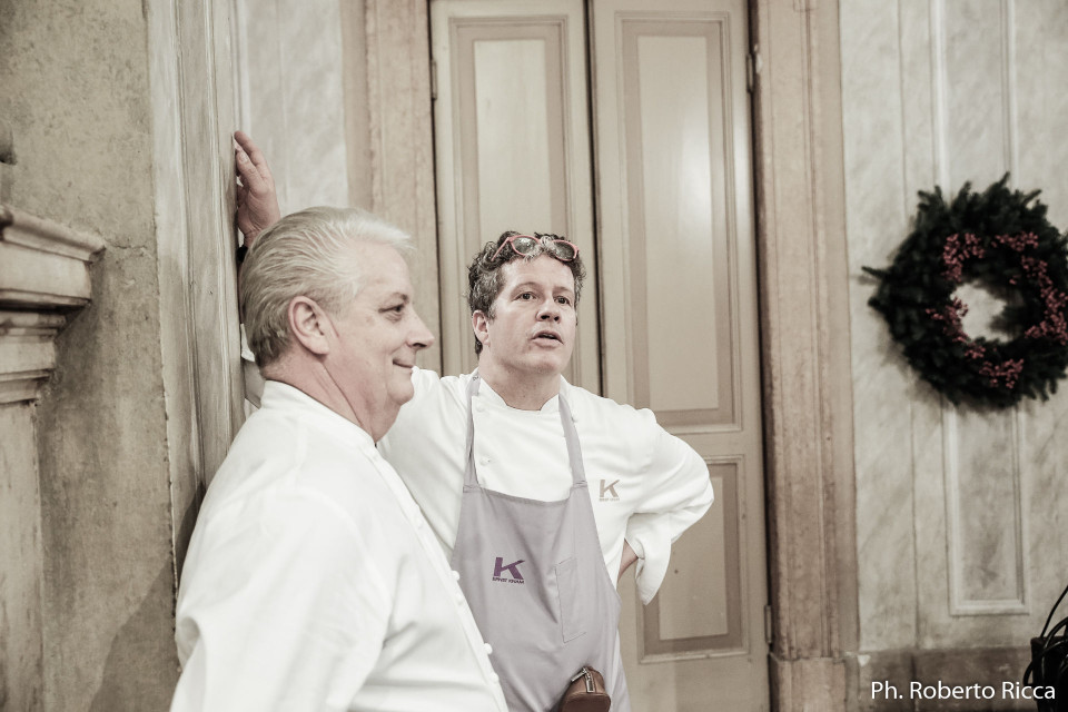 Iginio Massari e Ernst Knam a Brescia nel Teatro Grande