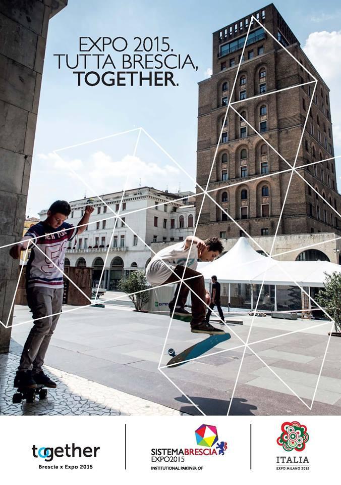 Together Ats Brescia per Expo Ricca