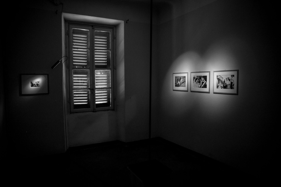 luci catellani & smith alla mostra di fotografia
