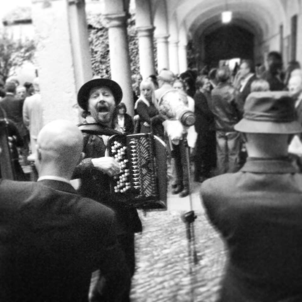 Titti Castrini band