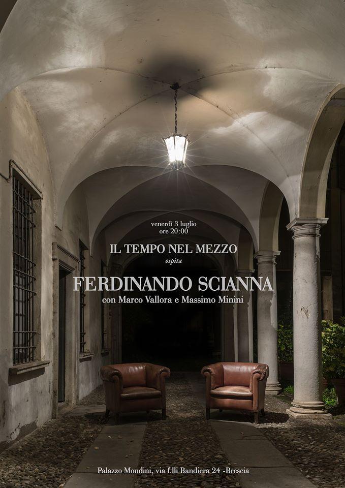 Locandina mostra Brescia Scianna