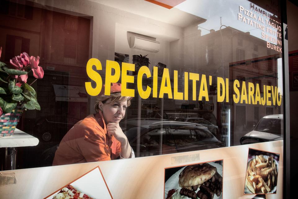 ristorante bosniaco a Brescia