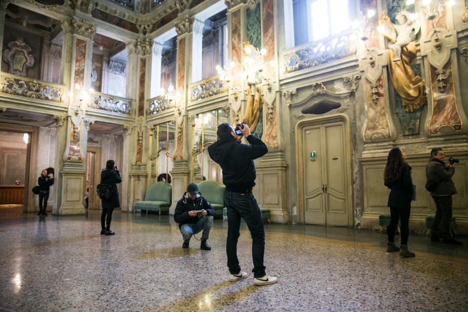 Coros i di fotografia intermedio a Brescia