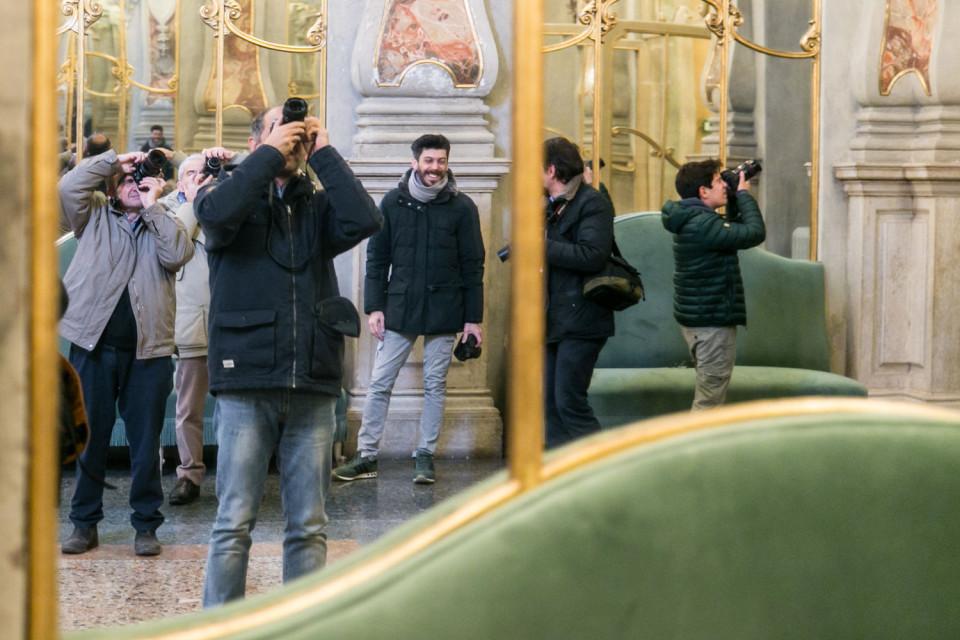 partecipanti corso di fotografia