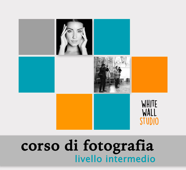 corso intermedio fotografia brescia whitewall studio