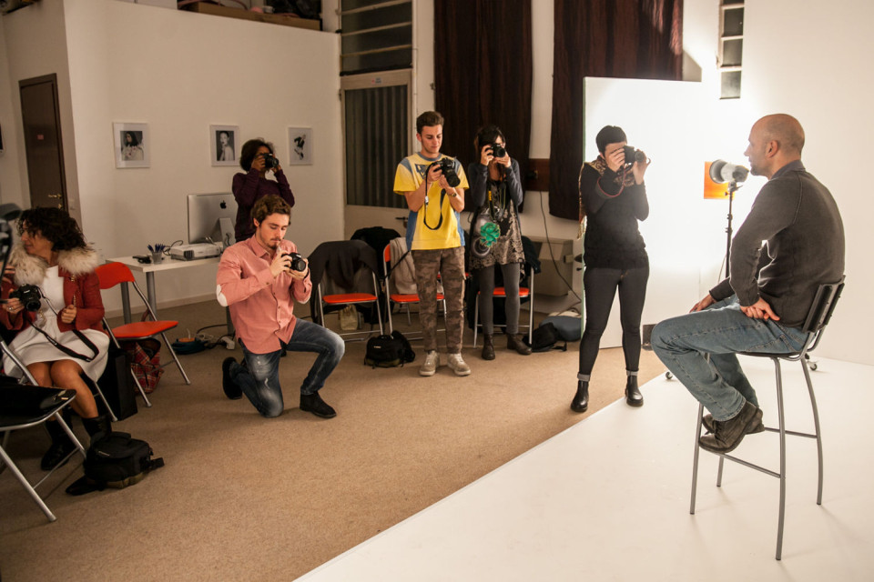 pratica corso fotografia a Brescia