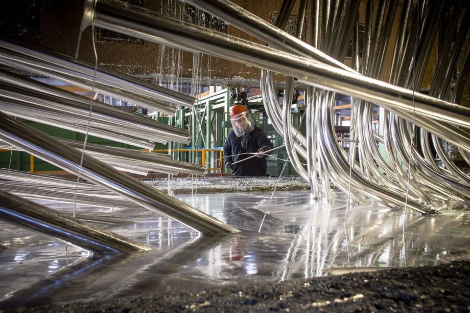 fotografo industriale azienda reportage a Brescia