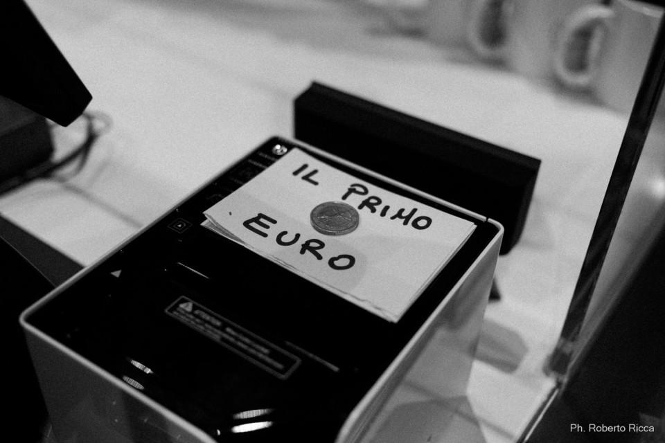 il primo euro di 21 grammi