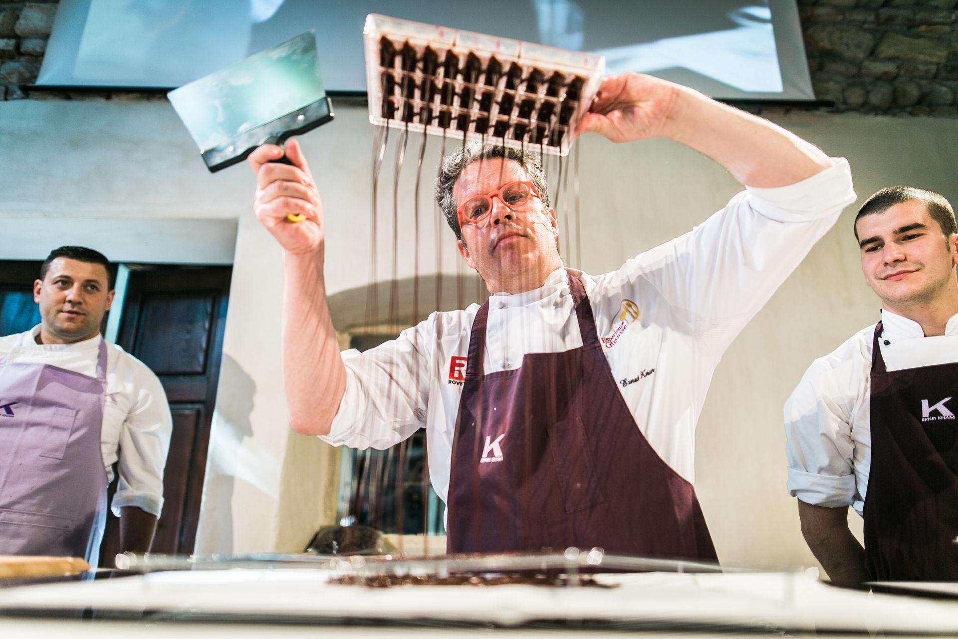 Ernst Knam pasticcere chef
