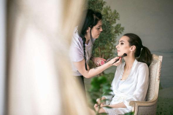 Alessandra Sangiorgio trucco make up artist mua Brescia
