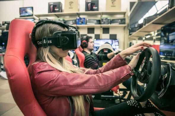 mostra fotografia a Brescia Macof milel miglia velocità sim racing