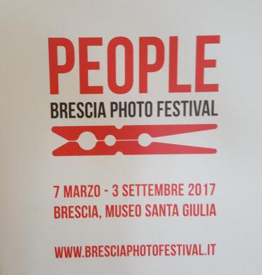 PeopleBrescia Photo festival Locandina