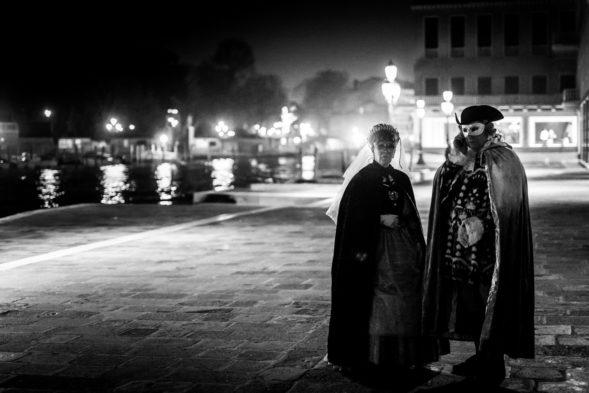 Carnevale di Venezia masked ball