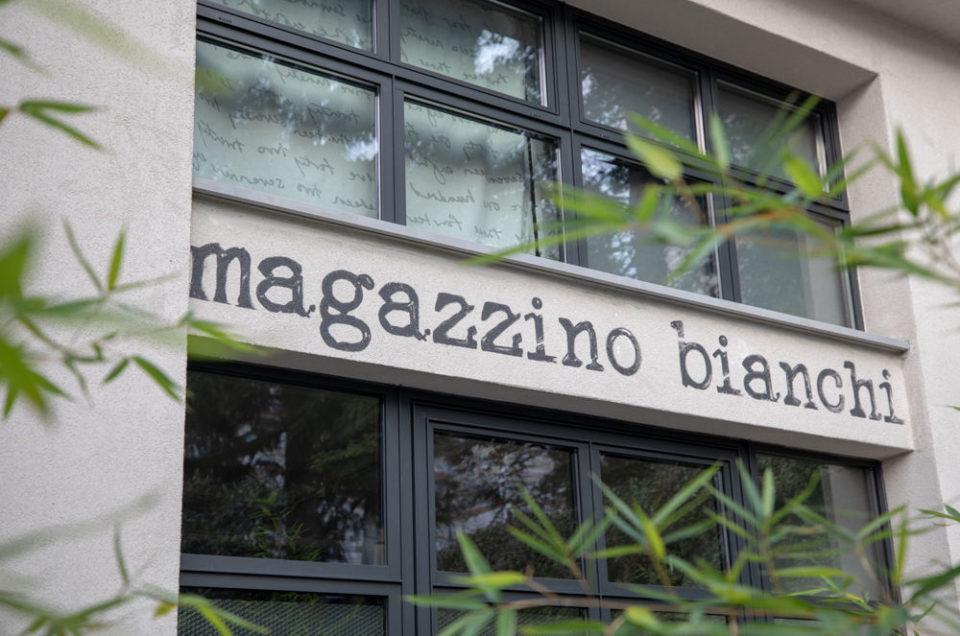 Servizio fotografico interno e architettura per B&B Magazzino Bianchi