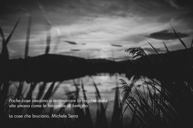 le cose che bruciano, Michele Serra