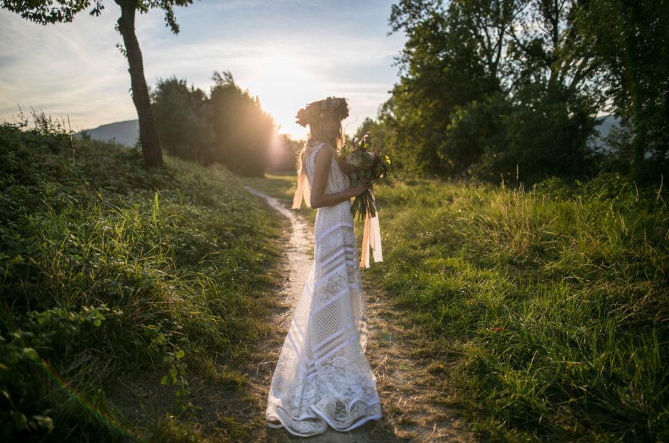 Shooting wedding con Gloriett