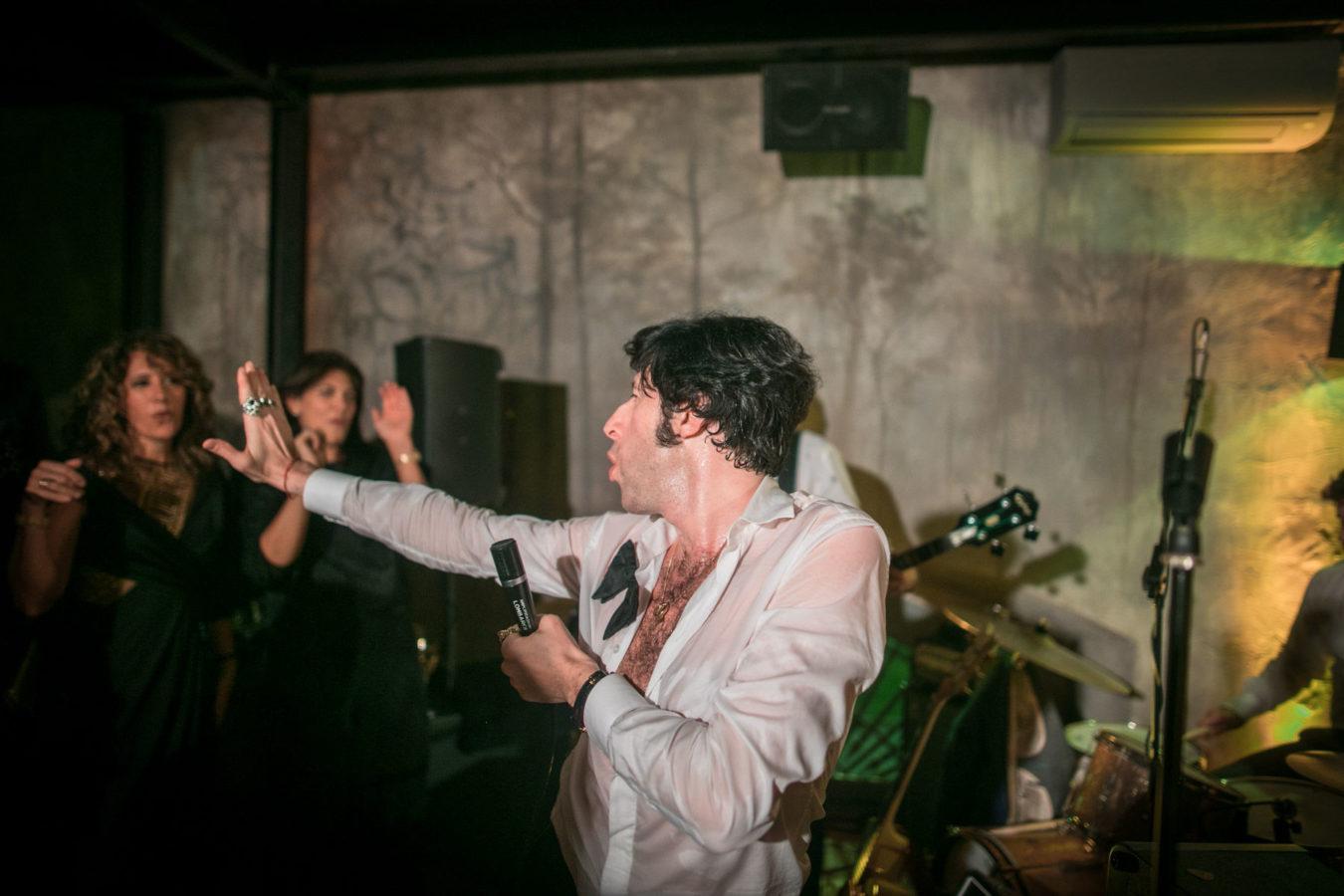 Alessandro Ristori & The Portofinos