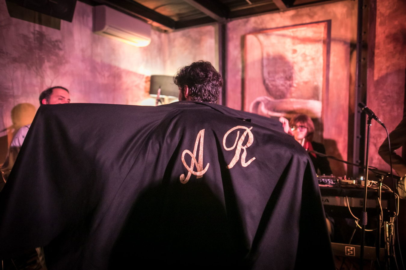 mantella Alessandro Ristori & The Portofinos