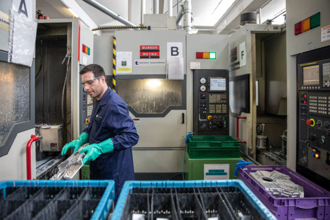 fotografia industriale a bergamo
