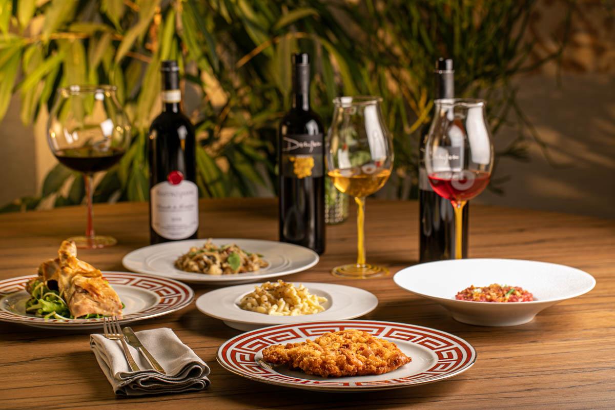 fotografo per ristorante Brescia