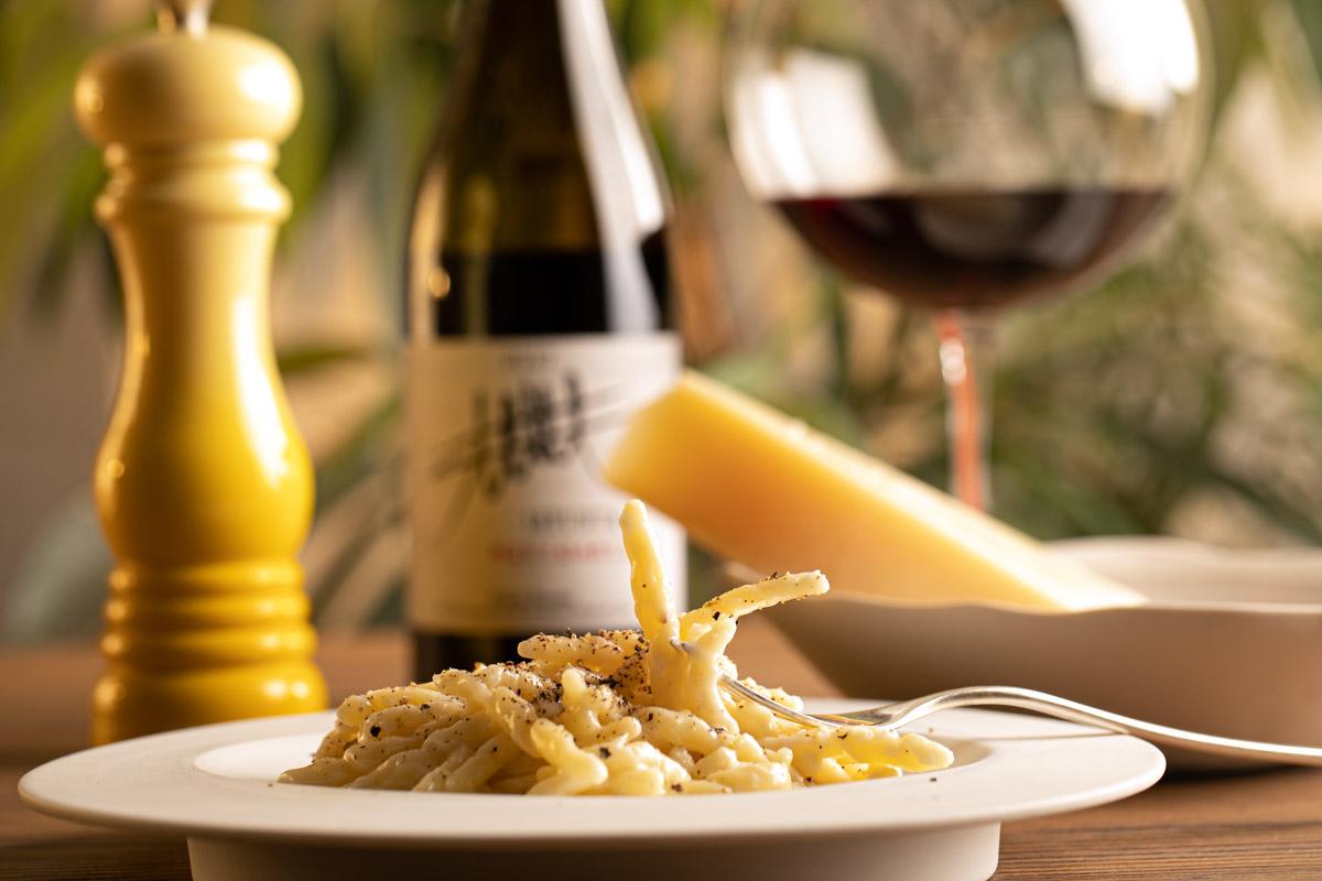 servizio fotografico primi piatti ristorante stellato a Brescia