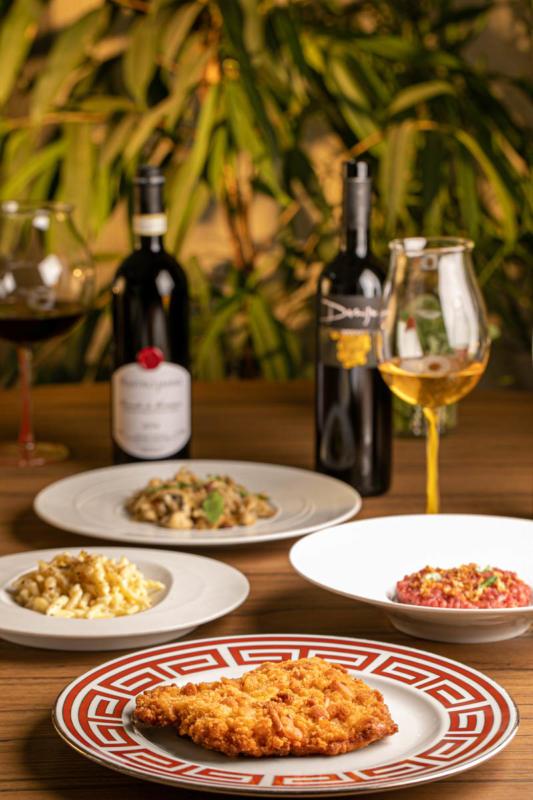 still life piatti ristorante stellato chef a Brescia e Verona