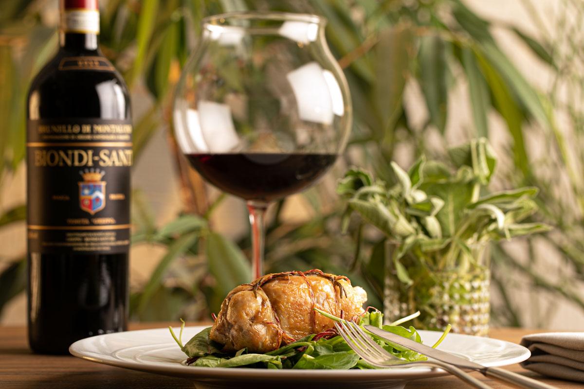 servizio fotografico per ristorante Lago di Garda Brescia